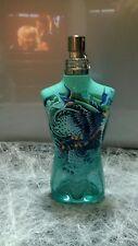 Nouveau flacon parfum @ LE MALE @ de J.P. GAULTIER 125ML VIDE