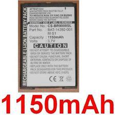Batterie 1150mAh Pour BLACKBERRY Bold 9000, 9030, 9220, 9630, 9700, 9780