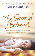 The Second Husband by Louise Candlish- new paperback book-offers on multibuys