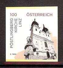 """3194 Österreich 2015   """" Pöstlingbergkirche Linz 2015 """" 100 cent  sk   **"""