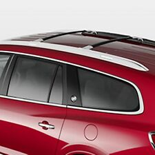 12499978 Black Cross Rail Kit with Chrome End Caps for 2008-2017 Enclave by GM