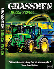 GRASSMEN - Green Fever - Agricultural Machinery DVD