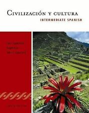 Civilizacion y cultura: Intermediate Spanish Series (Copeland)
