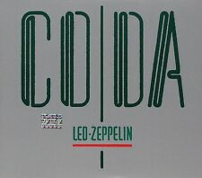 Led Zeppelin - Coda (Deluxe Edition) (3-Audio CD - July 31, 2015) NEW