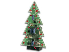 Velleman MK100 Electronic Christmas Tree DIY Soldering Kit