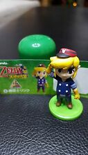 RARE Furuta Choco Egg Legend of Zelda Miniature Spirit Tracks Secret Figure 1.5""