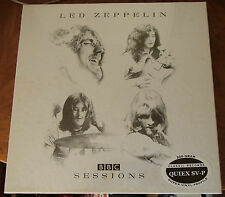"LED ZEPPELIN ""BBC Sessions"" 4LP Classic Records 200g VINYL Box Set sealed"
