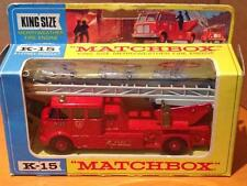 Matchbox Lesney King Size K15 Merryweather Fire Engine VNMIB