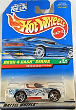 HOT WHEELS 1998 DASH FOR CASH Series - DODGE VIPER RT/10 - #4 of 4 cars - #724