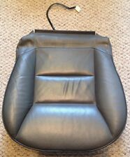 LAND ROVER DISCOVERY SEAT BOTTOM CUSHION & COVER, DARK SMOKESTONE, OEM, HEATED