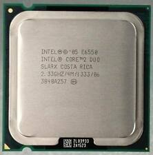 Intel Core 2 Duo E6550 Socket 775 2,33Ghz
