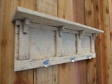Antique Style Wall shelf, Distressed Wall Shelf, French Country Wall Shelf, 24""