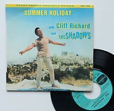 "Vinyle 45T Cliff Richard and the Shadows  ""Summer holiday"""
