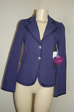 NWT Womens Jack BB Dakota Navy Blazer Size Small Very Nice LQQK Free Shipping!