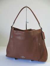Coach 100% Authentic Scout Saddle Leather Hobo Shoulder Bag 34312