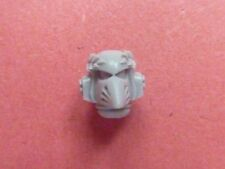FORGEWORLD LEGION Mark VI (6) Corvus Armour COMMAND HELMET - Bits 40K