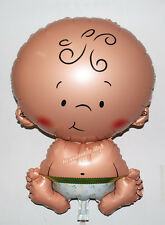 """Its A Boy  Foil Balloon Baby Shower Decorations 32"""" Brand New"""