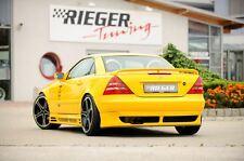 Rieger Heckansatz für Mercedes Benz SLK R170 bis Facelift