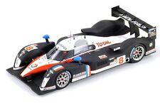 SPARK S1273 PEUGEOT 908 HDi FAP model car Le Mans 2007 LAMY SARRAZIN 1:43