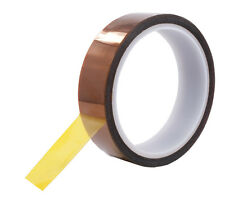 "1"" x 36yds 1 Mil Kapton Tape Tattoo Coil Machine Electrical Insulation Polymide"