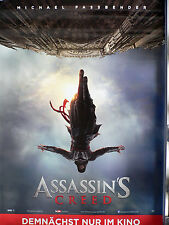 Assassin's Creed - Filmposter 120x80cm gerollt
