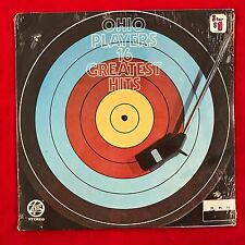 Ohio Players – 16 Greatest Hits - SEALED LP - Trip Records – TOP-16-23