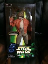 """1998 Star Wars Action Collection 12"""" Ponda Baba Collectable Figure"""