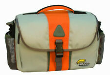 PLANO Guide Series Fishing Tackle Bag with 3 Storage Boxes and Worm Wrap Binder