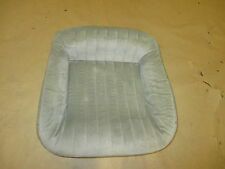93-96 Firebird Trans Am Light Gray Cloth Rear Lower Seat Bottom 0331-13