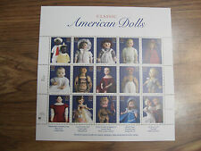United States Scott Scott 3151 American Dolls Full sheet 15 32 cent stamps MINT