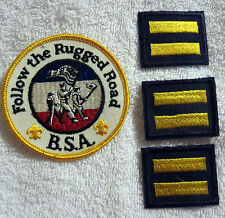Vintage Lot of Boy Scouts of America BSA Badges and Patches