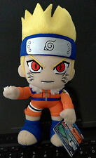 NARUTO Anime Official JAPAN UFO Catcher Plush Doll HOKAGE Series Nine-Tails AUTH