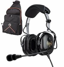 Faro G2 PNR GA Headset/Flight Outfitters Thrust Bag Bundle FREE SHIPPING