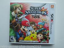 Super Smash Bros. for Nintendo 3DS (Nintendo 3DS, 2014) Brand New (NTSC/US/CA)