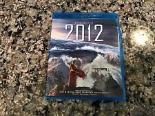 2012 Roland Emmerich Film Blu-ray! Ultimate Action-Adventure! Independence Day