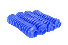 Jeep/Universal Off Road Vehicles - 4 ROYAL BLUE Shock Boots Protect Shocks