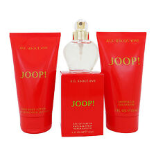 Joop! all about eve - 3 tlg. XXL Duft & Pflegeset - NEU/OVP