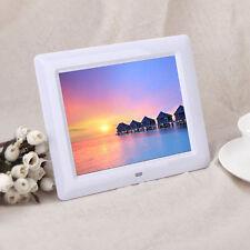 17.8cm HD TFT-LCD Marco Fotos Digital con Despertador Presentación MP3/Jugador 4