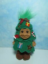 "CHRISTMAS TREE - 5"" Russ Troll Doll"