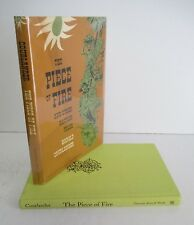 THE PIECE OF FIRE & Other Haitian Tales by Harold Courlander, 1964 1st Ed in DJ