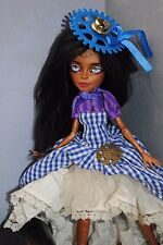 Monster High OOAK Repaint Monster High Robecca