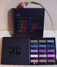 ud URBAN DECAY URBAN SPECTRUM EYESHADOW PALETTE 15 shades ~ NIB, Limited Ed.!!