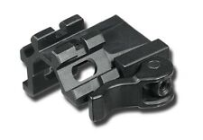 Leapers QD quad-rail slot singolo angolo Mount for Weaver Picatinny maq012245 base