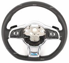 Orig VW 5G0419091 R-Line R Gti Steering wheel DSG paddles Golf 7 Mk7 ** NEW