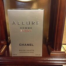 ALLURE HOMME SPORT by CHANEL 3.4 oz (100 ml) COLOGNE SPORT MEN NEW IN BOX!