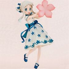 Anohana The Flower We Saw That Day Dress-up Chibi Menma 1/8 PVC Figure No Box