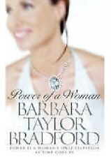 BARBARA TAYLOR BRADFORD ___POWER OF A WOMAN___BRAND NEW