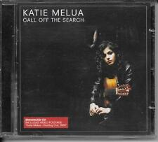 CD ALBUM 12 TITRES--KATIE MELUA--CALL OFF THE SEARCH--2003