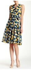 NWT Anne Klein Printed Sleeveless Dress 10 $129