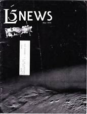 L5 NEWS May 1979 - Salyut-6, mystery Soviet space tests, asteroids & solar sails